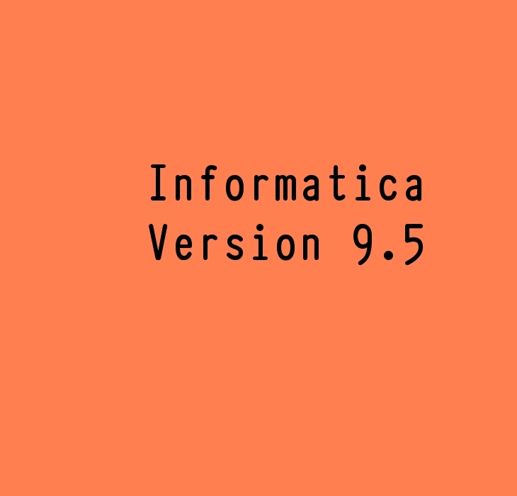 informatica New features