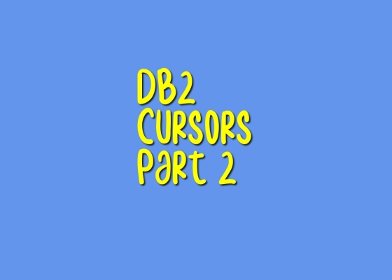 db2 cursors part 2