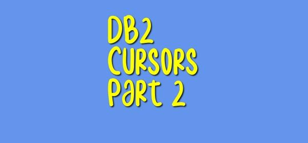 db2 cursors part 2