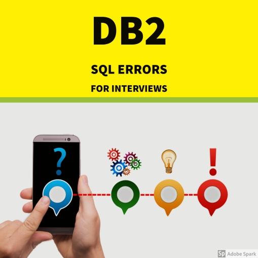 SQL errors