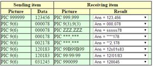 COBOL Editing Data Types