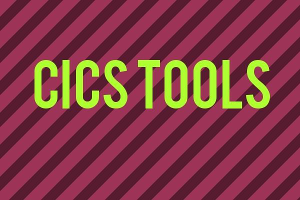 CICS tools