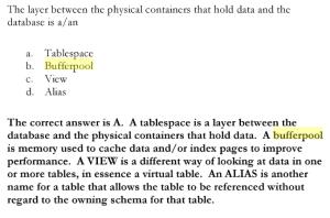 Db2 Sample Question-1