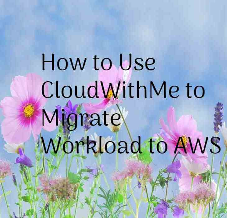 How to Use CloudWithMe