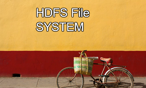 HDFS file system