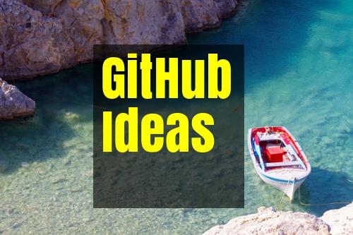 GitHub ideas