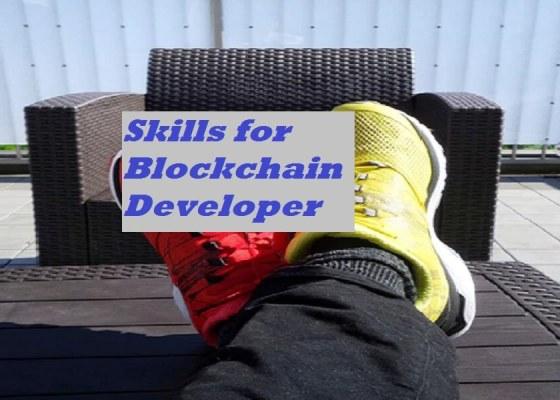 blockchain developer skills