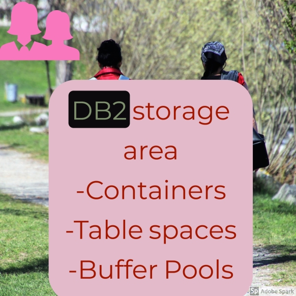 Top 5 questions to get clear idea on DB2 storage area – Srinimf