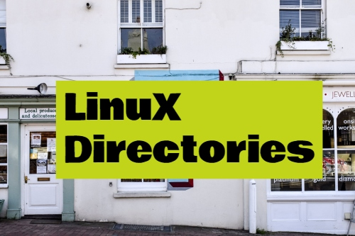 Linux directories