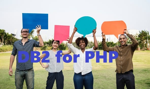 DB2 for PHP