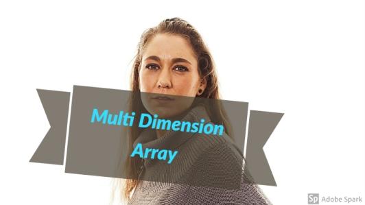 COBOL array