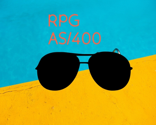 RPG for AS 400