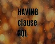 Having Cluase