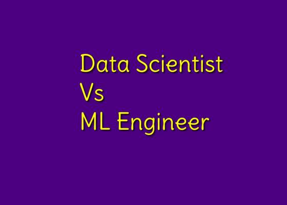 Data Scientist Vs Machine Learning Job Roles