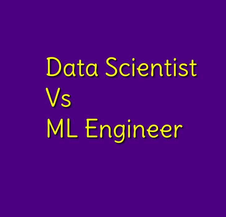 Data Scientist Vs Machine Learning Job Roles