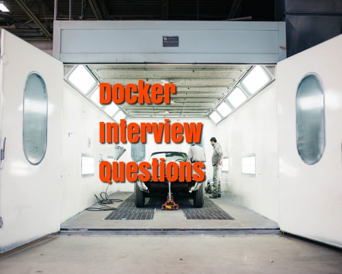Docker-interview-questions