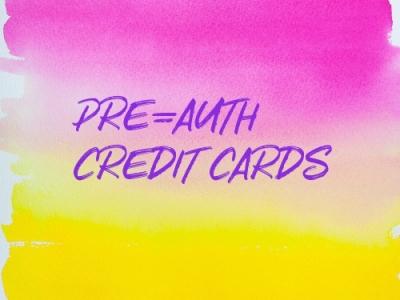 pre authorization