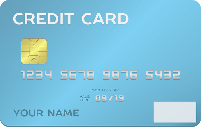 credit card with emv feature
