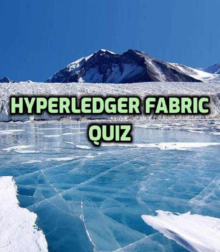 Hyperledger fabric Quiz