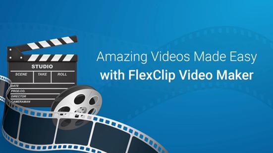 Amazing videos with FlexClip