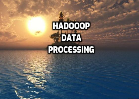 Hadoop data processing