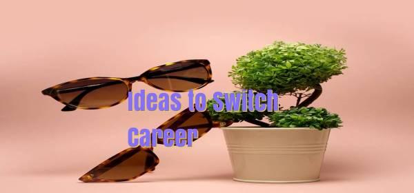 Switch IT career