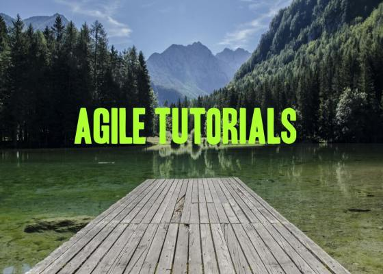 Agile Methodology Tutorial pdfs