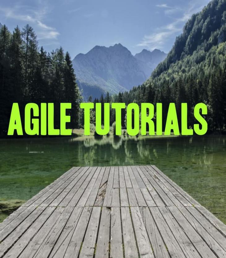 Agile Tutorial pdf
