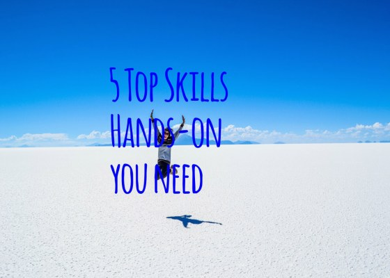 Skills with More Market value