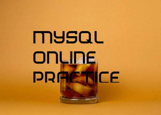 MySQL online practice resources