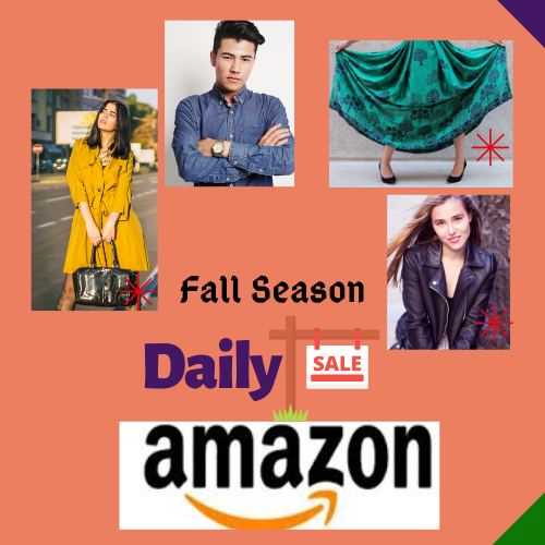 Fall season sale