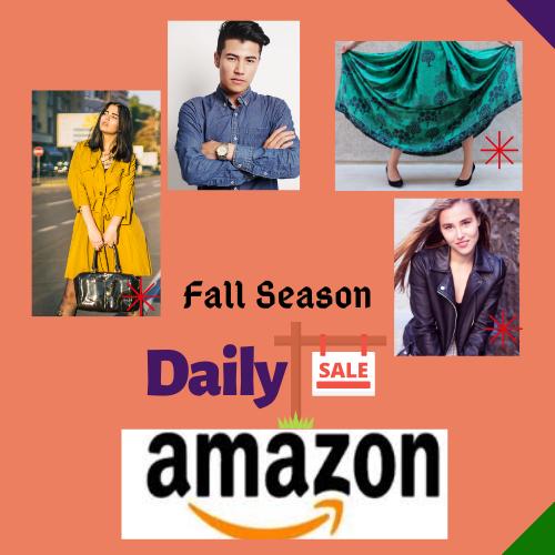 Fall season sale