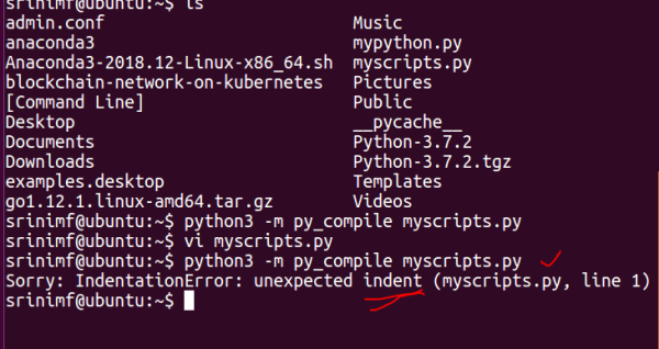 py compile in python