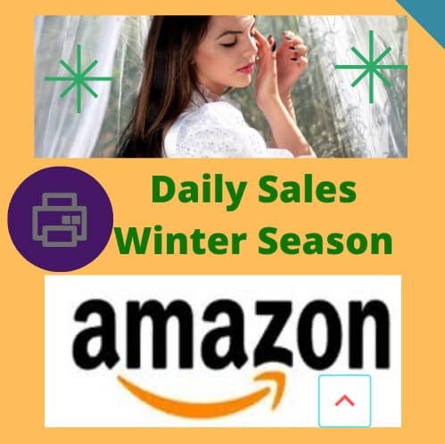 Amazon Daily Sales