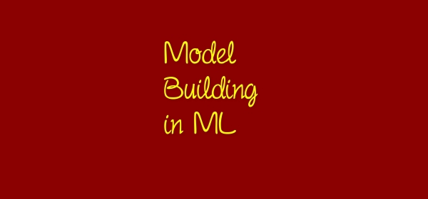 Flowchart to Build Model in ML
