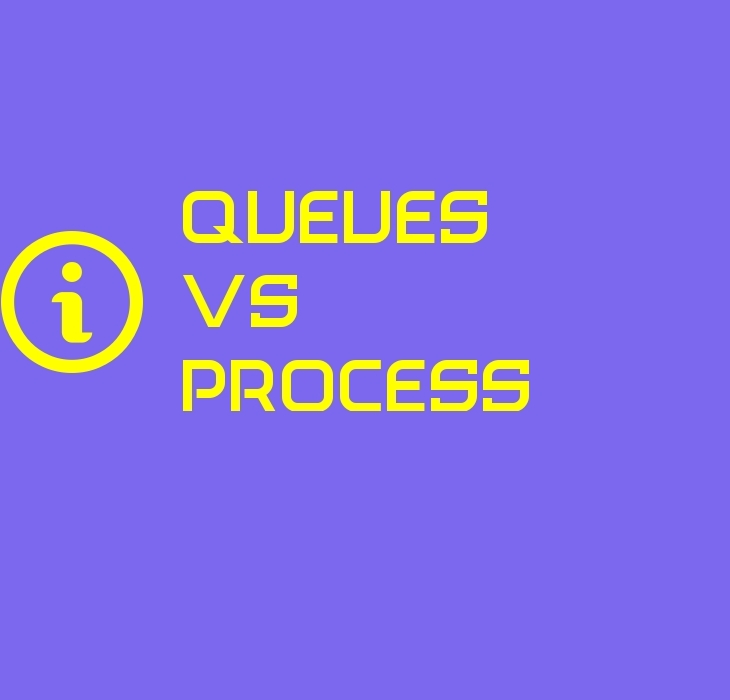 Queues Vs Process