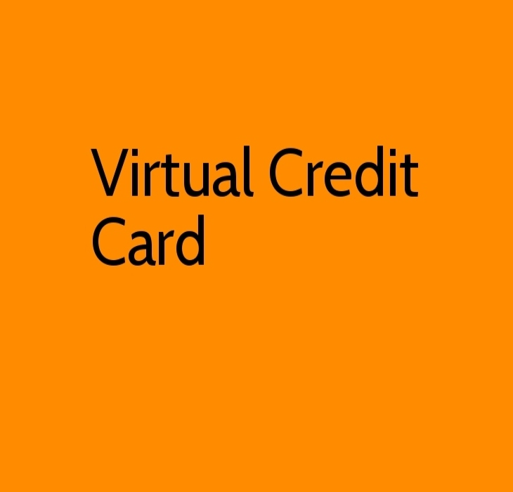 Virtual Credit Cards