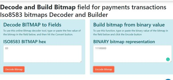 Binary Bit calculaor