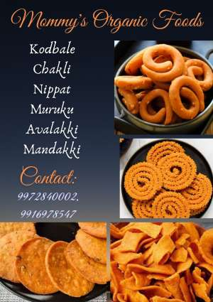 Home-made, Hygienic, Contact: 9972840002/9916978547 for Delivery